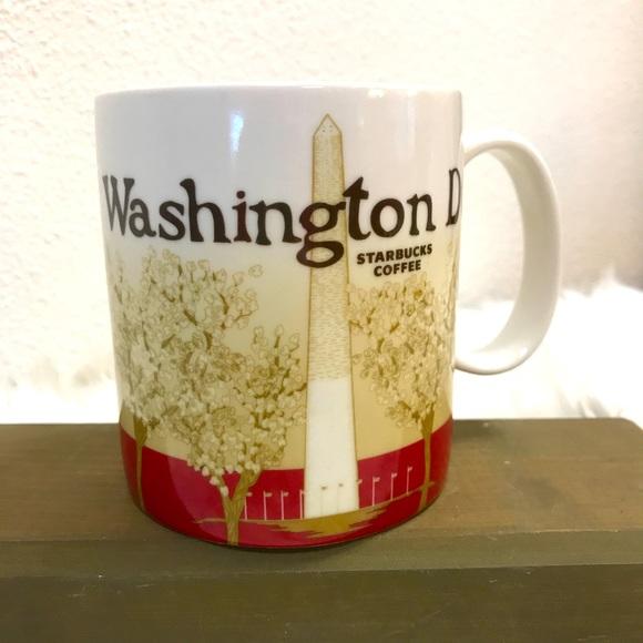 Starbucks Washington DC Mug